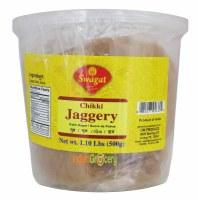 Swagat Chikki Jaggery 500g