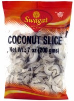 Swagat Coconut Slices 200g