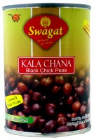 Swagat Kala Chana Can 14oz