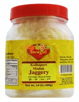Swagat Kolhapuri Modak Jaggery 400g