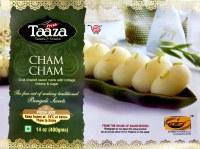 Taaza White Cham Cham 454gm