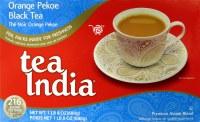 Tea India Tea Bags 216