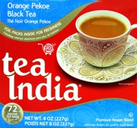 Tea India 72 Tea Bags