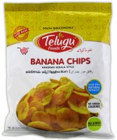 Telugu Banana Chips 170g