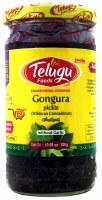 Telugu Gongura Pickle 300g No Garlic