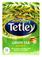 Tetley Green Honey Tea Bags 72