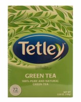 Tetley Green Tea 72 Bags