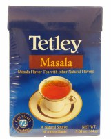 Tetley Masala Tea Bags 72