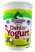 Thirumala Yogurt Plain 5lb