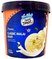 Vadilal Classic Malai Icecream 2l