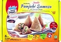 Vadilal Punjabi Samosa 6pc