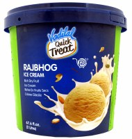 Vadilal Rajbhog Icecream 2l