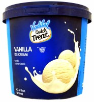 Vadilal Vanilla Icecream 2l