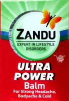 Zandubalm Ultra Power 8ml Red