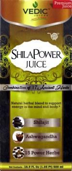 Vedic Shilapower Juice 500ml