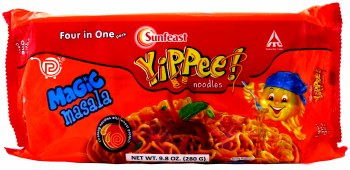 Yippee Magic Masala Noodles 4 Pack