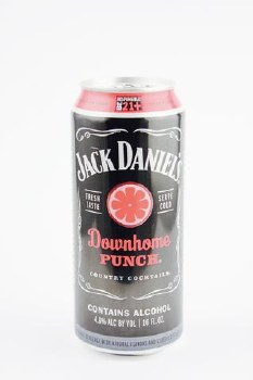 Jack Daniels Downhome Punch 10oz Can