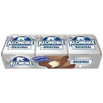 Klondike Bar Orig 6pk 4oz