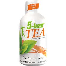 5Hr Peach Green Tea