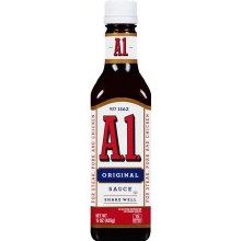 A1 Steak Sauce 20oz