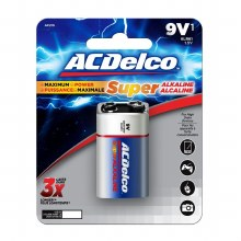 AC Delco 9V Battery