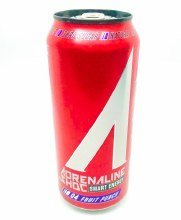 Adrenaline Shock Fruit Punch 16oz