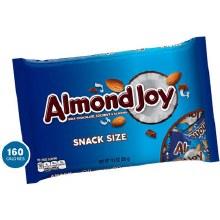 Almond Joy Snack Size