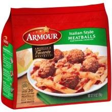 Armour Italian Meatballs 14oz