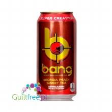 Bang Georgia Peach Sweet Tea