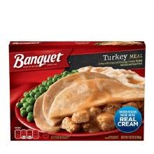Banq Turkey Meal 10oz