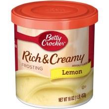 Lemon Frosting 16oz