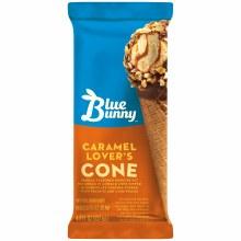 Blue Bunny Caramel Champ