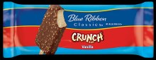 Blue Bunny Crunch Bar Vanilla