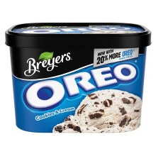 Breyers Oreo Cookies&Cream