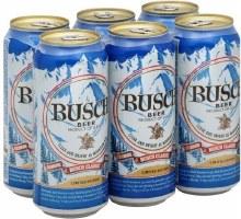 Busch 16oz 6pk Cans