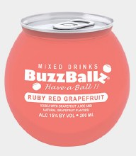 Buzz Balls Grapefruit Chiller