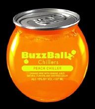 Buzz Balls Peach Ciller