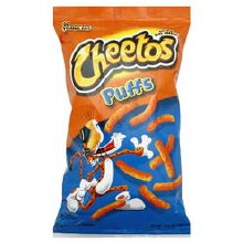 Cheetos Puffs Party size 8oz