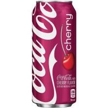 Cherry Coke 16oz can