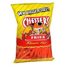 Chester Flamin Hot Fries