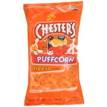 Chesters Cheese Flavored Puffcorn 4 1/4oz