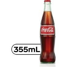 Coca Cola 355 ML Glass