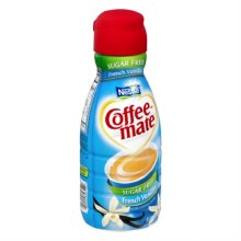 Coffee Mate Sugar Free French Vanilla 32oz