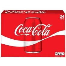 Coke Classic 24pk