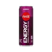 Coke Energy Cherry