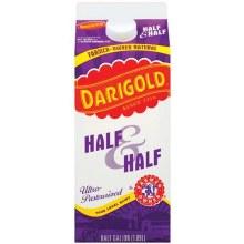 Darigold Half&Half  64oz