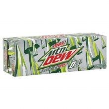 Diet Mtn Dew 12pk