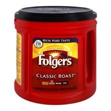 Folgers Classic Roast 30.5oz