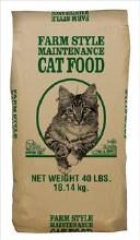 AN Farm Style Cat 40lb