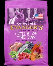 Evanger's Cat Catch of the Day 4.4lb